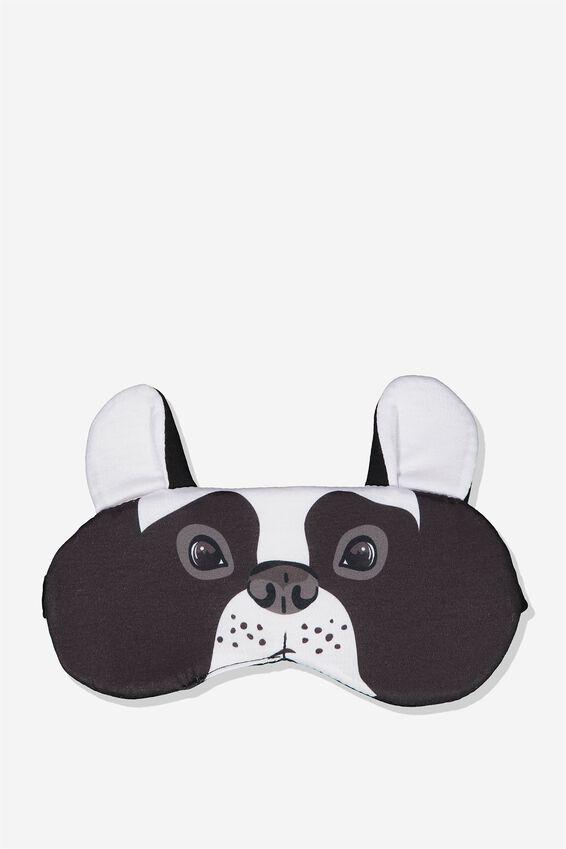 Premium Sleep Eye Mask, FRENCHIE
