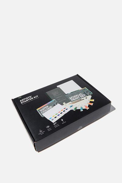 Art Gift Box, MIXED MEDIA