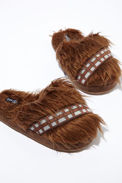 Novelty Slippers, LCN STAR WARS CHEWBACCA