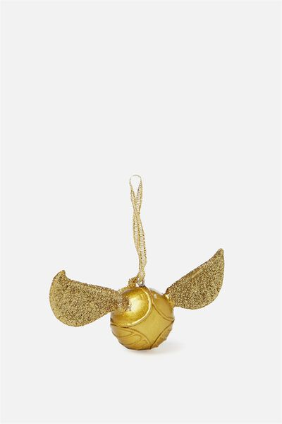 Licensed Christmas Ornament, LCN HP SNITCH