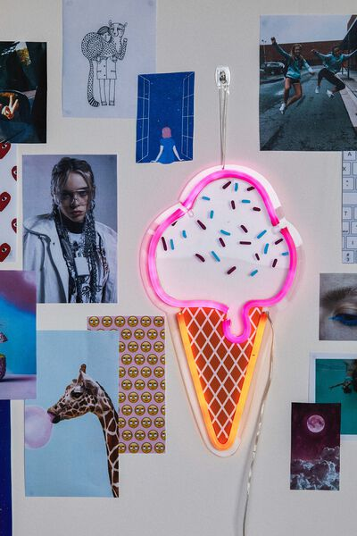 Led Wall Light, ICE CREAM