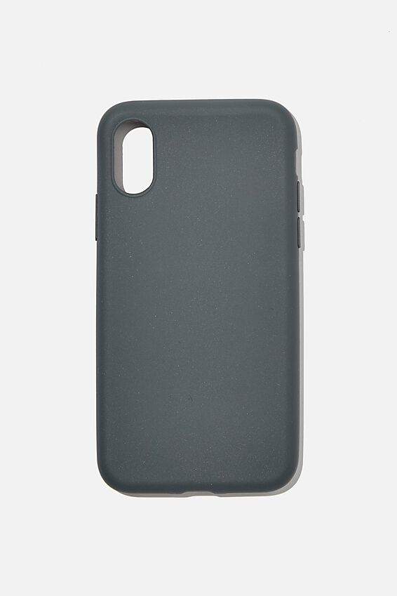 Slimline Recycled Phone Case Iphone X, Xs, COOL GREY