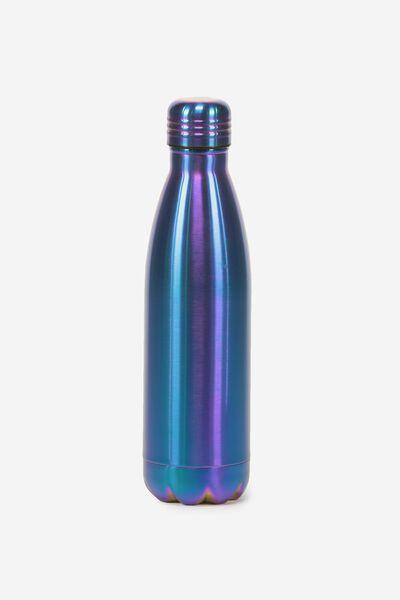 Metal Drink Bottle, LASER PRINT
