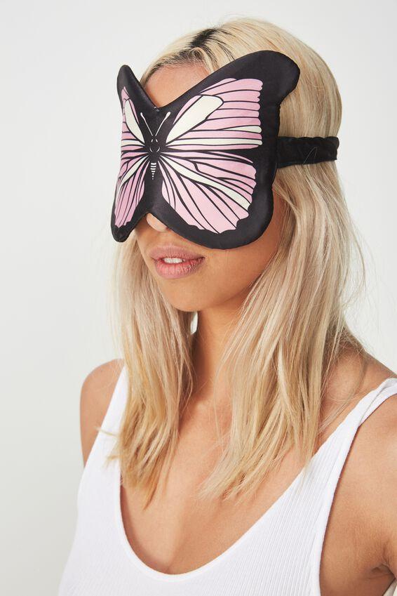 Premium Sleep Eye Mask, BUTTERFLY