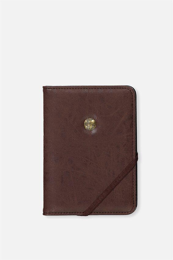 Passport Holder, RICH TAN