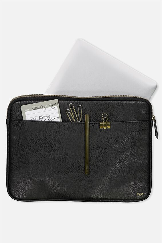 Core Laptop Cover 13 Inch, BLACK