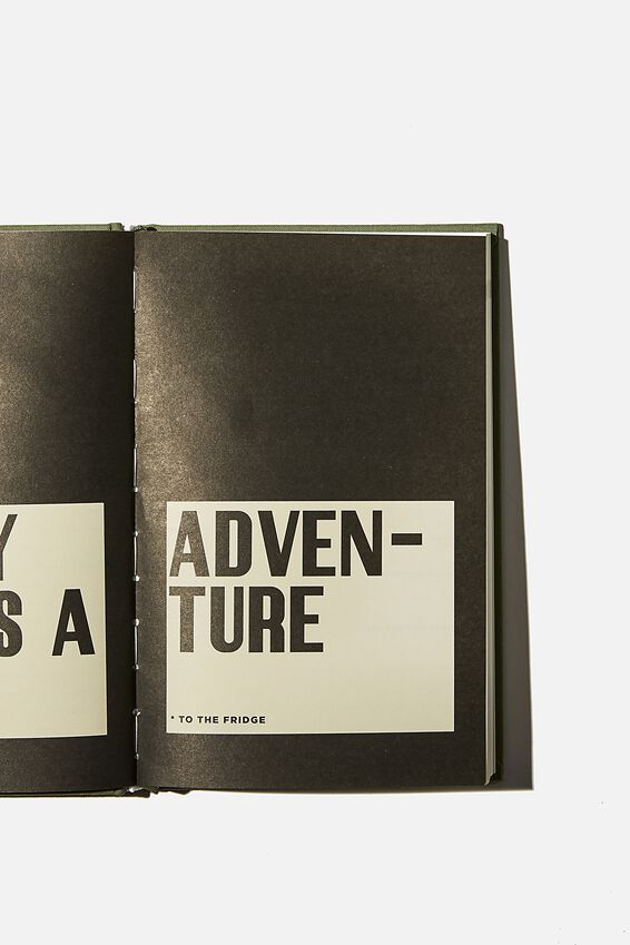 A5 Activity Book, ULTIMATE BUCKET LIST