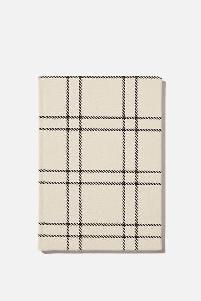 A5 Oxford Notebook, DASHED GRID