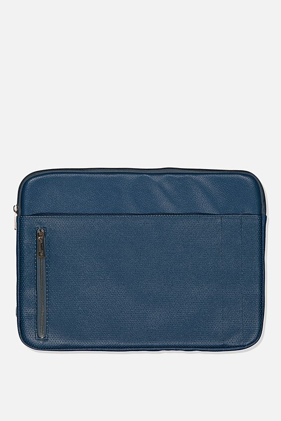 Take Charge 15 Inch Laptop Cover, TEAL