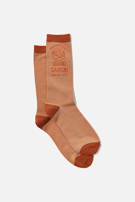 Socks, GRAND CANYON