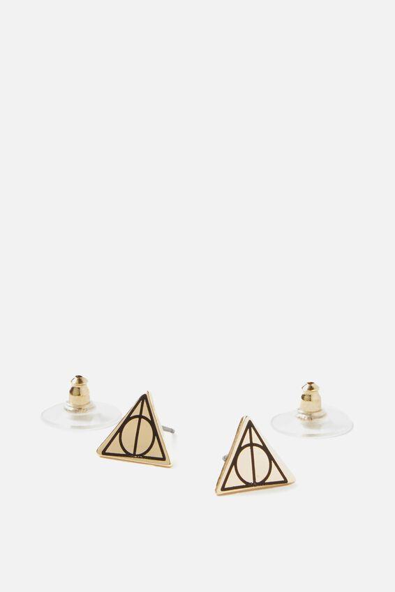 Novelty Earrings, LCN DEATHLY HALLOWS