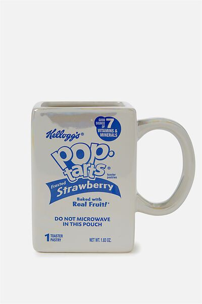 Novelty Shaped Mug, LCN KELLOGGS POP TARTS