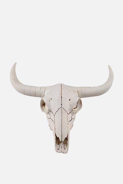 Ram Skull, WHITE