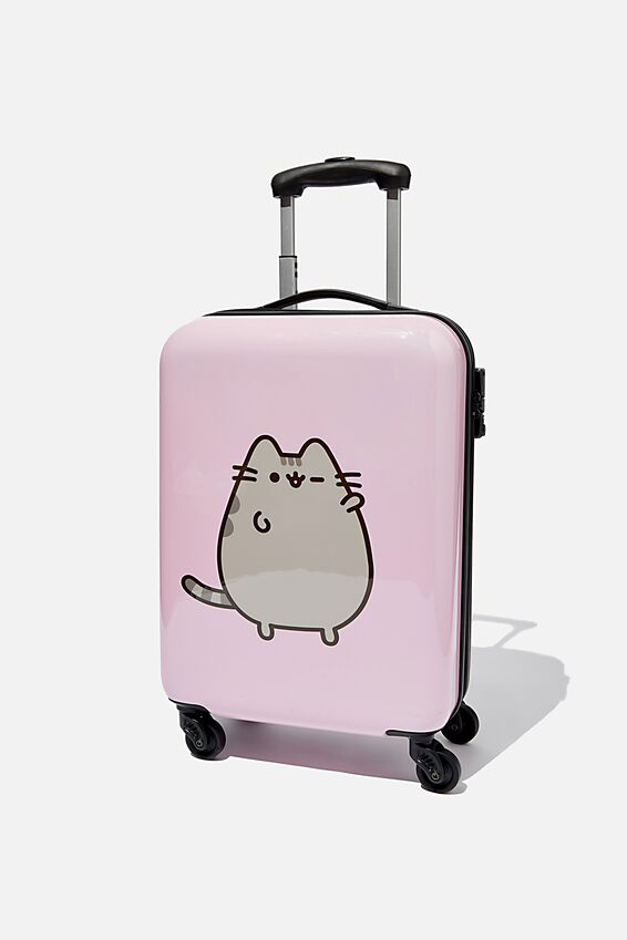 Pusheen Tsa Small Suitcase, LCN PUSHEEN YARDAGE