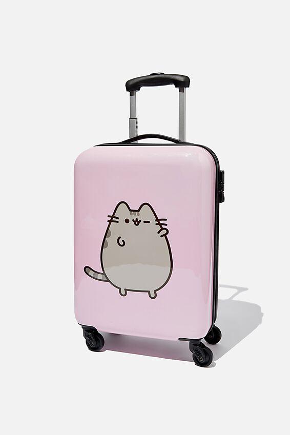 Lcn Tsa Small Suitcase, LCN PUSHEEN YARDAGE
