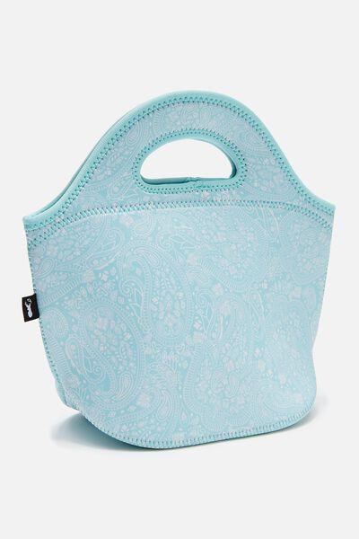 Neoprene Lunch Bag, LACE