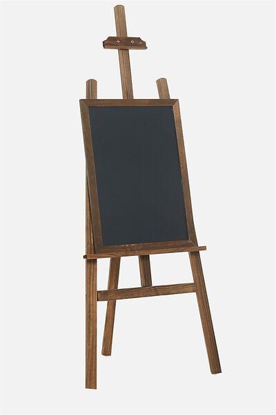 Easel & Chalkboard, VINTAGE