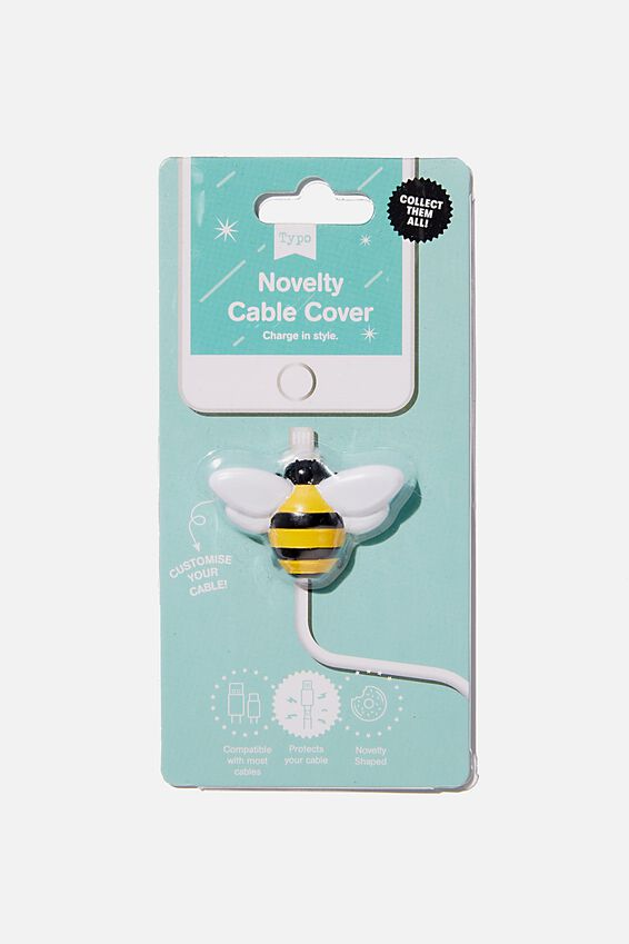 Cable Covers, BUMBLE BEE