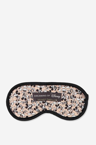 Premium Sleep Eye Mask, LCN DIS BLUSH MICKEY YDG