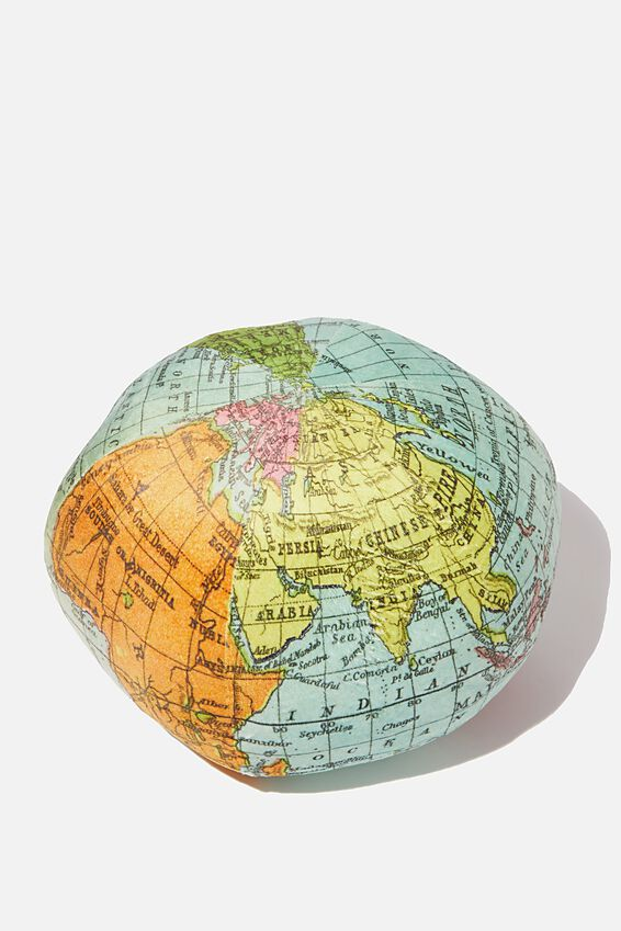 Cushy Cushion, WORLD GLOBE