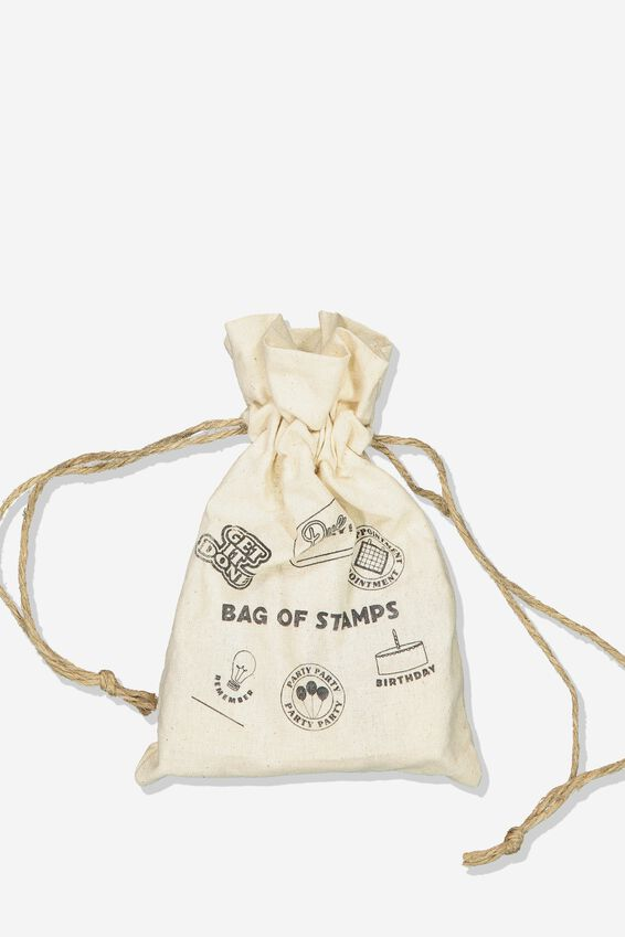 Bag Of Stamps, GET IT DONE