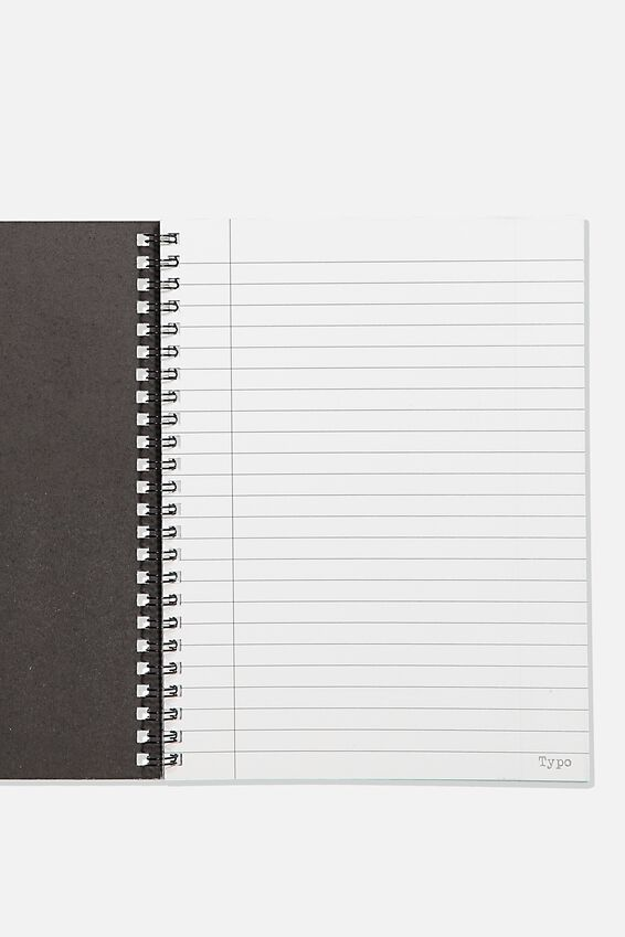 A5 Harry Potter Spinout Notebook Recycled, LCN WB HPO HARRY & HAGRID