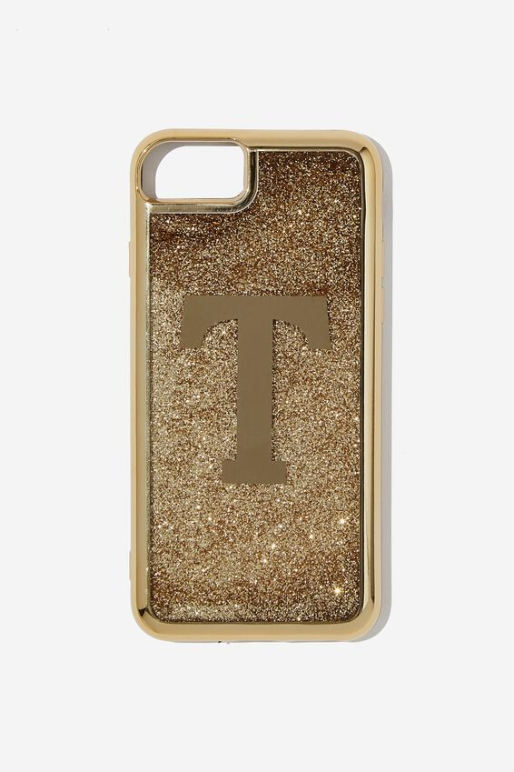 Shake It Phone Case Universal 6,7,8, GOLD T
