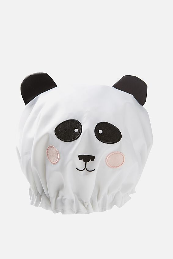 Shower Cap, PANDA