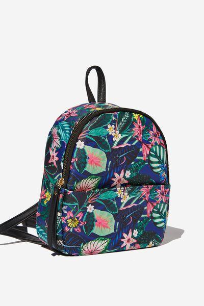 Mini Cairo Backpack, RESORT FLORAL