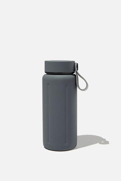 The Traveller Drink Bottle, WELSH SLATE