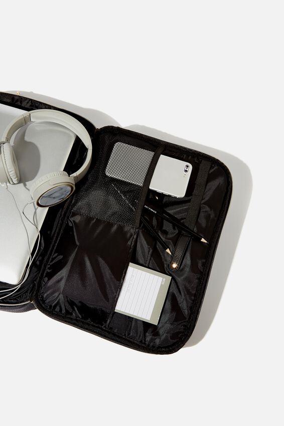 Mobile Laptop Folio 15 Inch, JUNGLE FLORAL