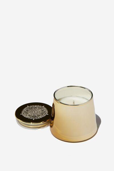 Angle Candle, GOLD MANDALA