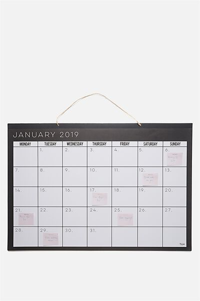 calendars planners