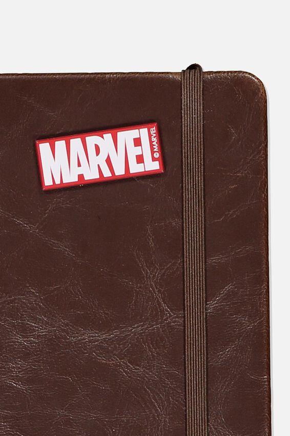 Marvel Enamel Sticker, LCN MAR MARVEL LOGO