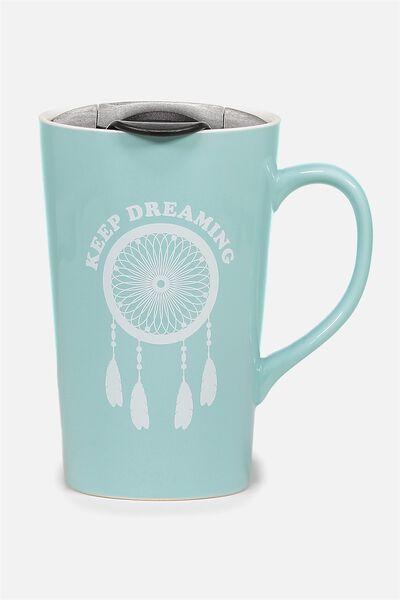 Nomad Travel Mug, KEEP DREAMING