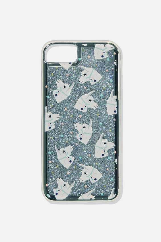 Shake It Phone Case Universal 6,7,8, LLAMA YARDAGE