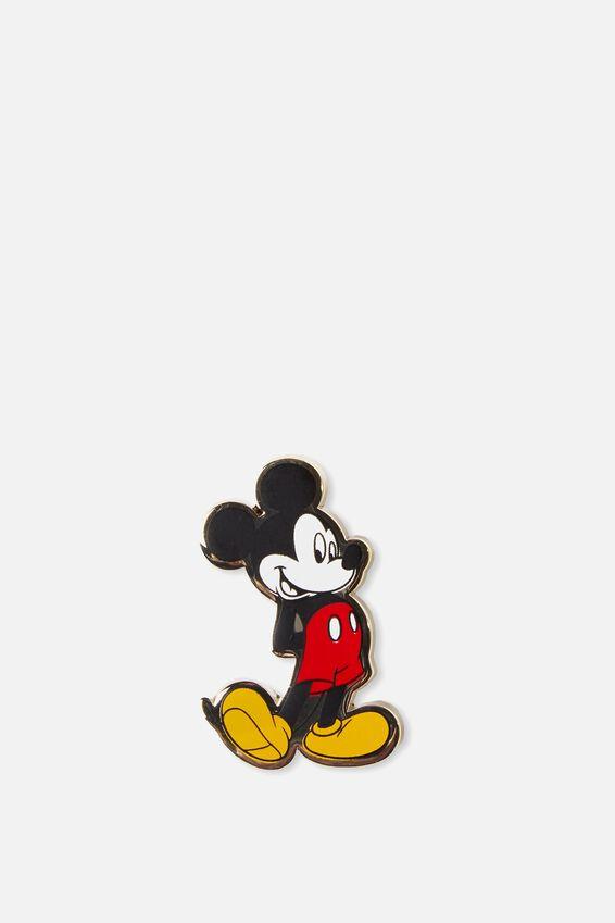 Disney Enamel Badge, LCN MICKEY BODY