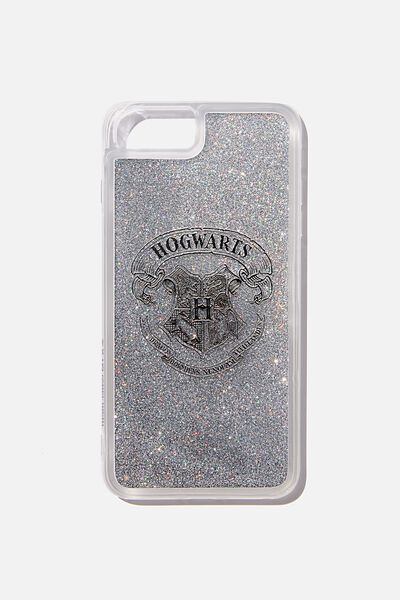Shake It Phone Case 6, 7, 8 Plus, LCN WB HOGWARTS CREST