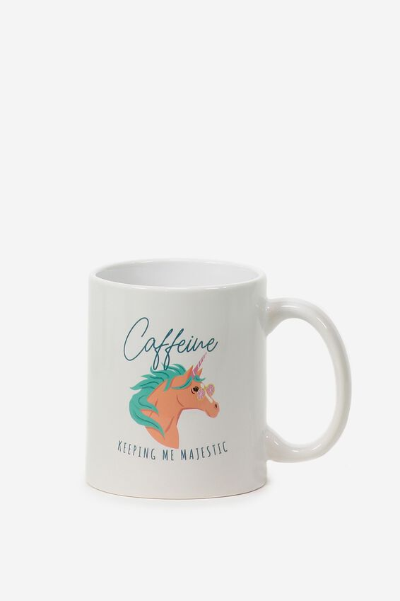 Anytime Mug, KEEPING ME MAJESTIC