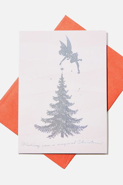 Christmas Card 2019, LCN DIS TINKERBELL