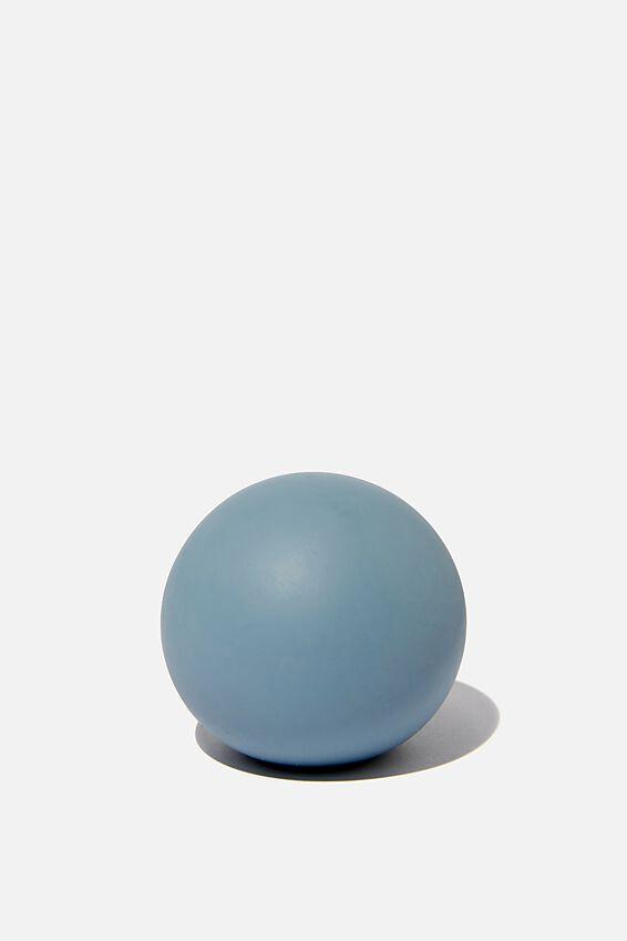 Dough Stress Ball, STEEL