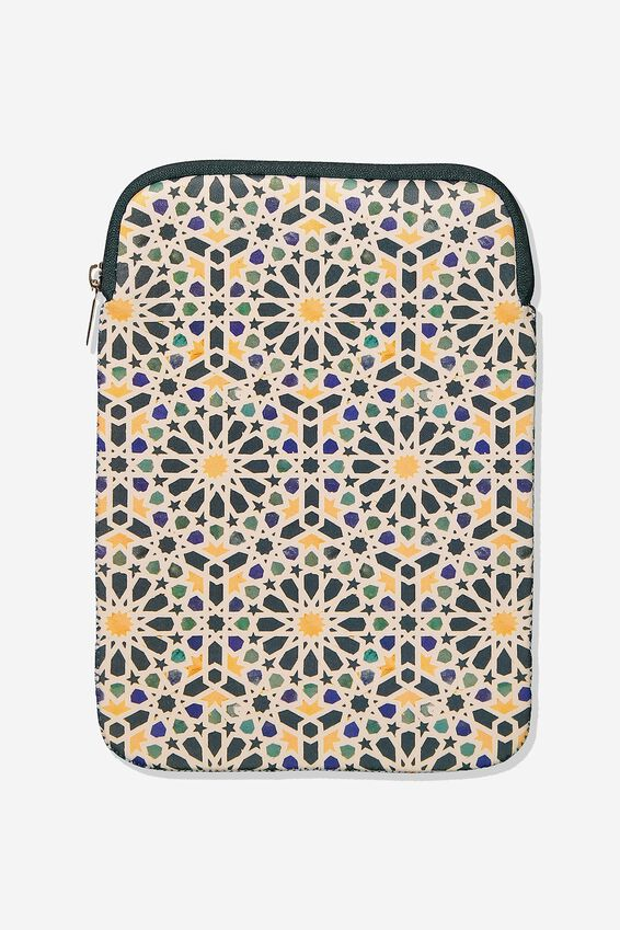 Tablet Sleeve 10 Inch, TILES