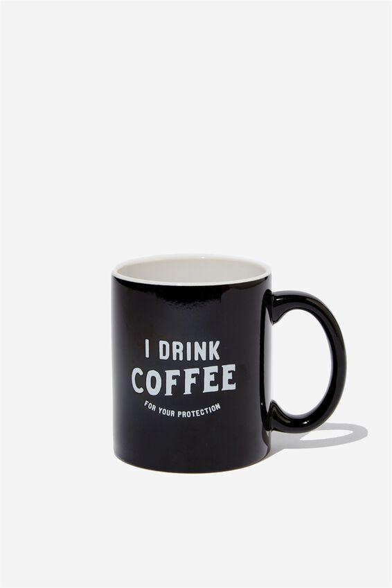 Anytime Mug, COFFEE PROTECTION