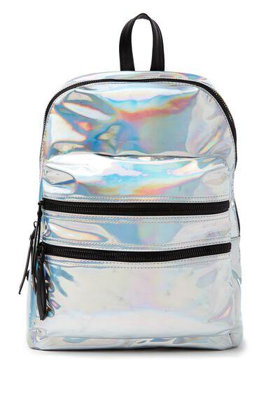 Berlin Backpack, IRIDESCENT