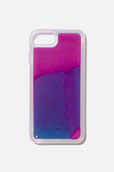Phone Case Universal SE, 6,7,8, LIQUID SAND BLUE