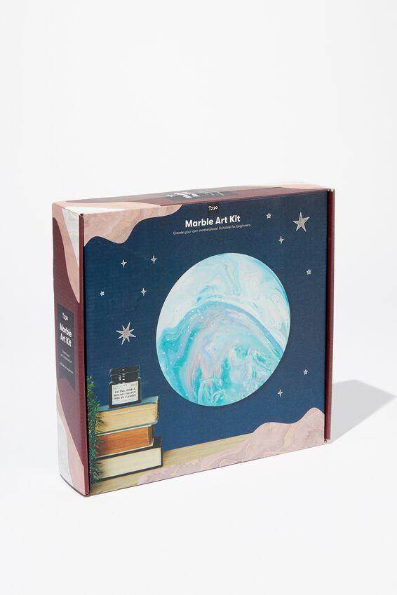 Marble Art Kit, GELATI MARBLE