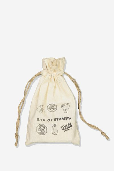 Bag Of Stamps, ANIMALS