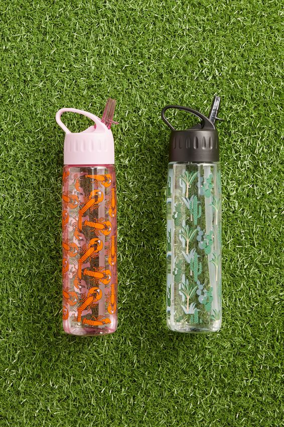 The Refresher Drink Bottle, LOBSTER YARDAGE