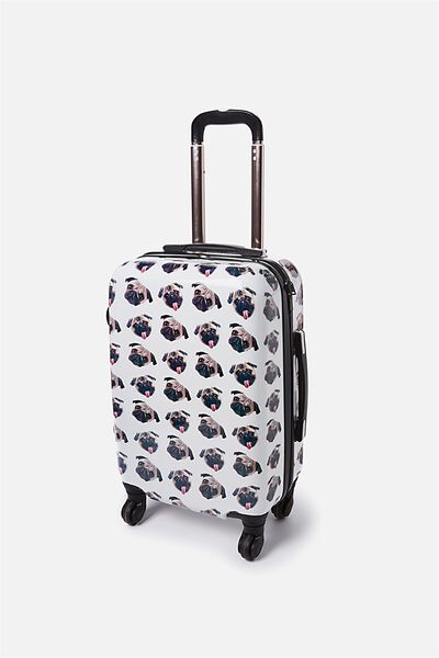 Small Suitcase, NOVELTY PUG