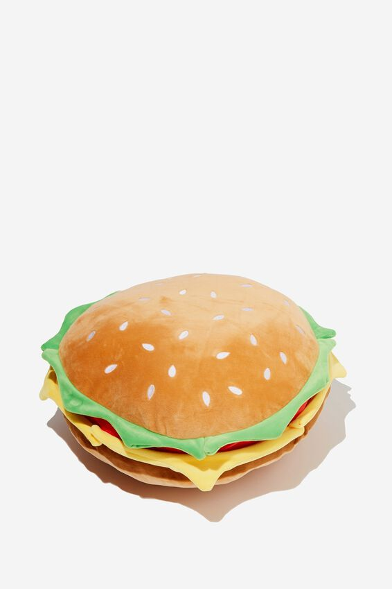 Cushy Cushion, SOFT BURGER